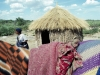 A family settlement in Tchumkwe, Bushman development  foundation